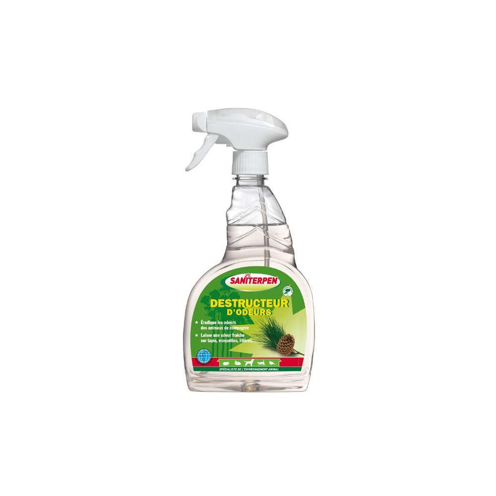 Saniterpen destructeur d 39 odeurs pour une hygi ne impeccable - Destructeur d odeur ...