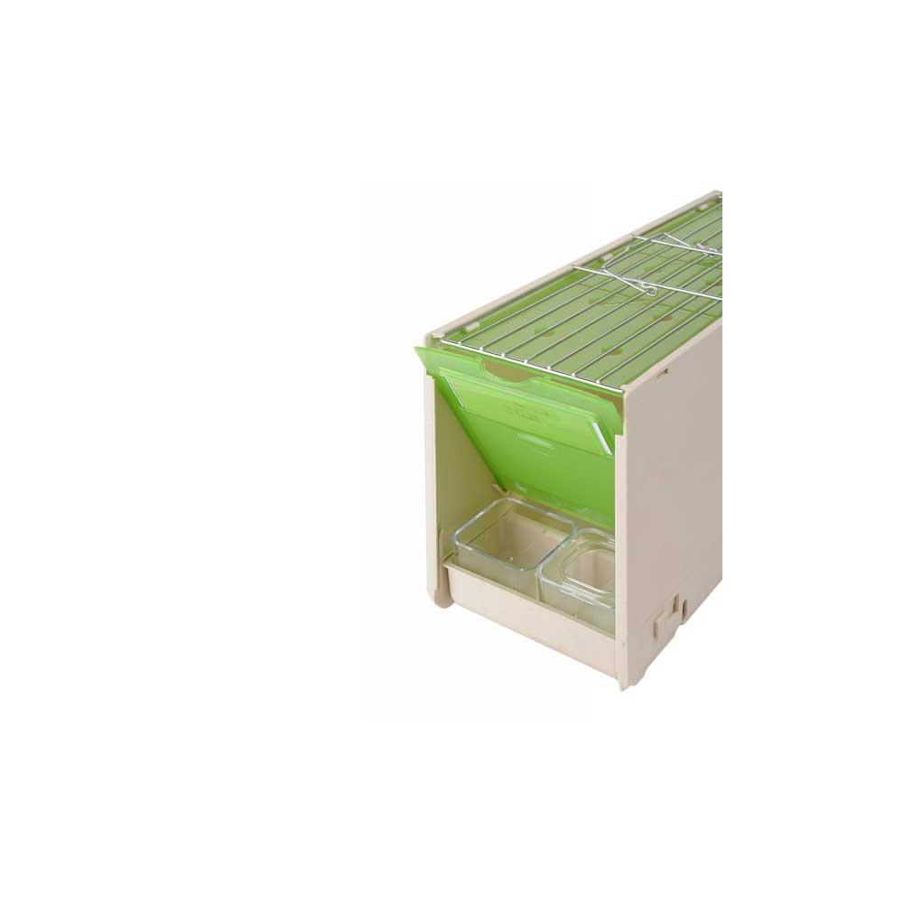boite de transport grande perruches qualitybird tout pour vos oiseaux. Black Bedroom Furniture Sets. Home Design Ideas