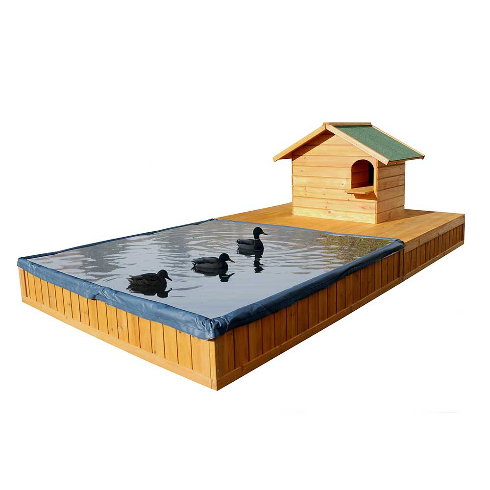 Parc à canards avec bassin Duckland  QualityBird, la