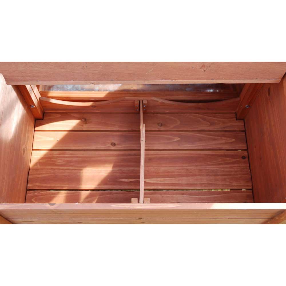 Poulailler en bois poulailler - Fabriquer abreuvoir poule ...
