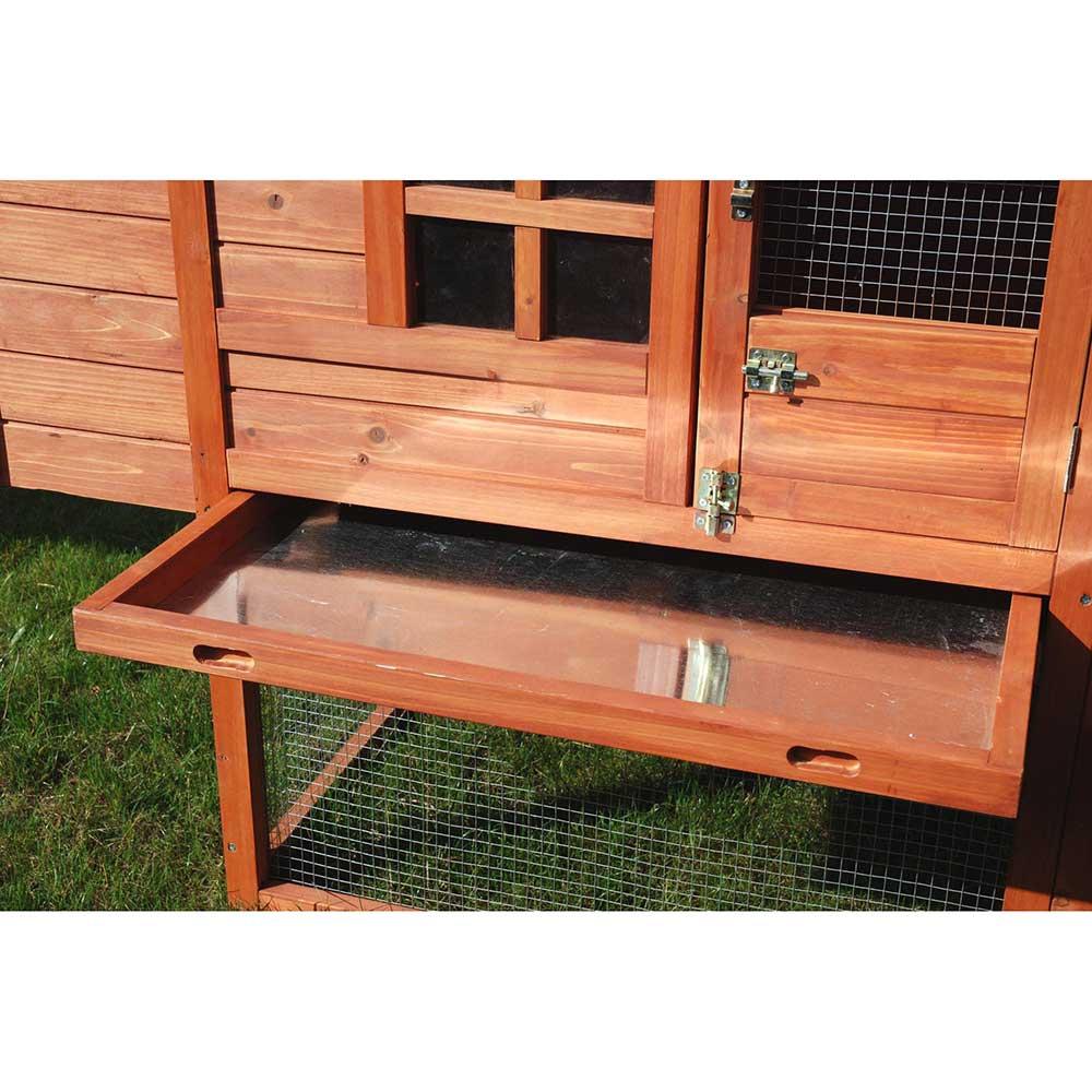 Le Poulailler Utah Est Fabrication En Bois De Sapin  ~ Fabrication Poulailler Bois