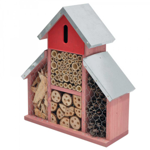 Hotel insectes za a qualitybird boutique oiseaux for Hotel a insecte acheter