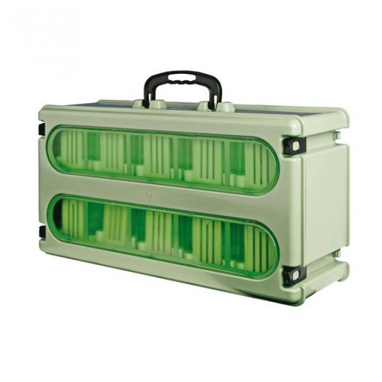 Mallette complète avec 10 boîtes pour canaris