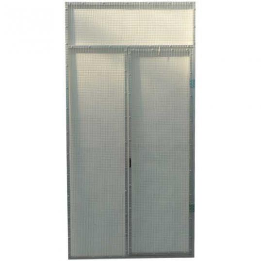 Panneau porte en 13x13
