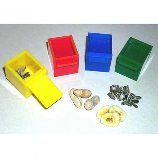 Cubes de couleurs : Jeu de Niveau 2