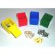 Boîtes de couleurs : Jeu Niv 2