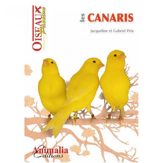 Les canaris - livre