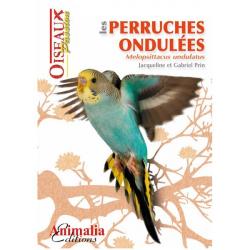 Les perruches ondulées - livre