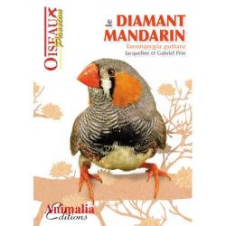 Le diamant mandarin - livre