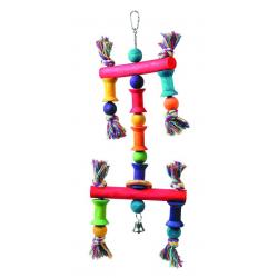 Balançoire acrobatique