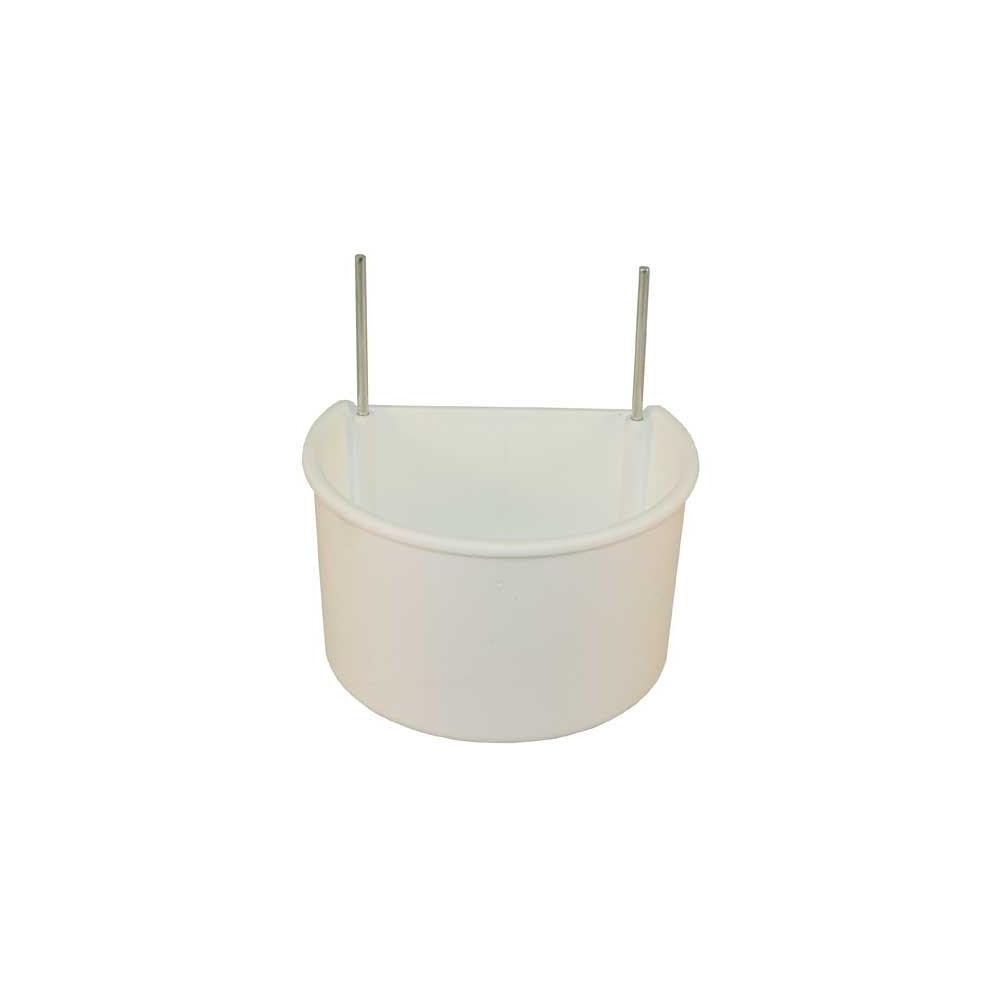 mangeoire et abreuvoir en plastique pour perruches et perroquets. Black Bedroom Furniture Sets. Home Design Ideas