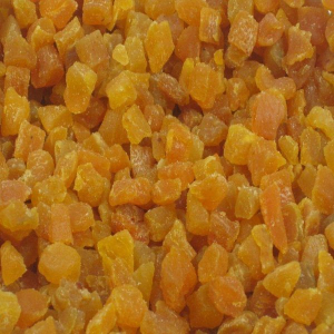 Abricot séché
