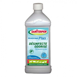Saniterpen Désinfectant Plus 1 litre
