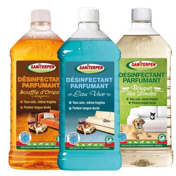 Saniterpen Détergent Parfumant