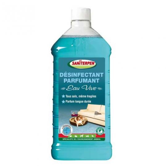 Saniterpen Désinfectant Parfumant