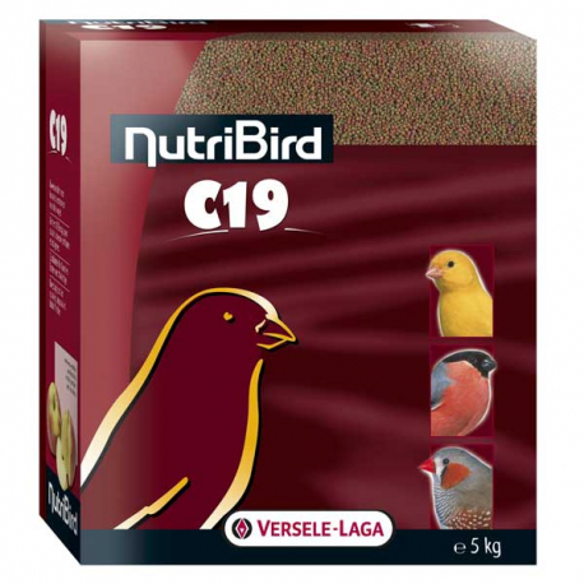 Nutribird C19 canaris