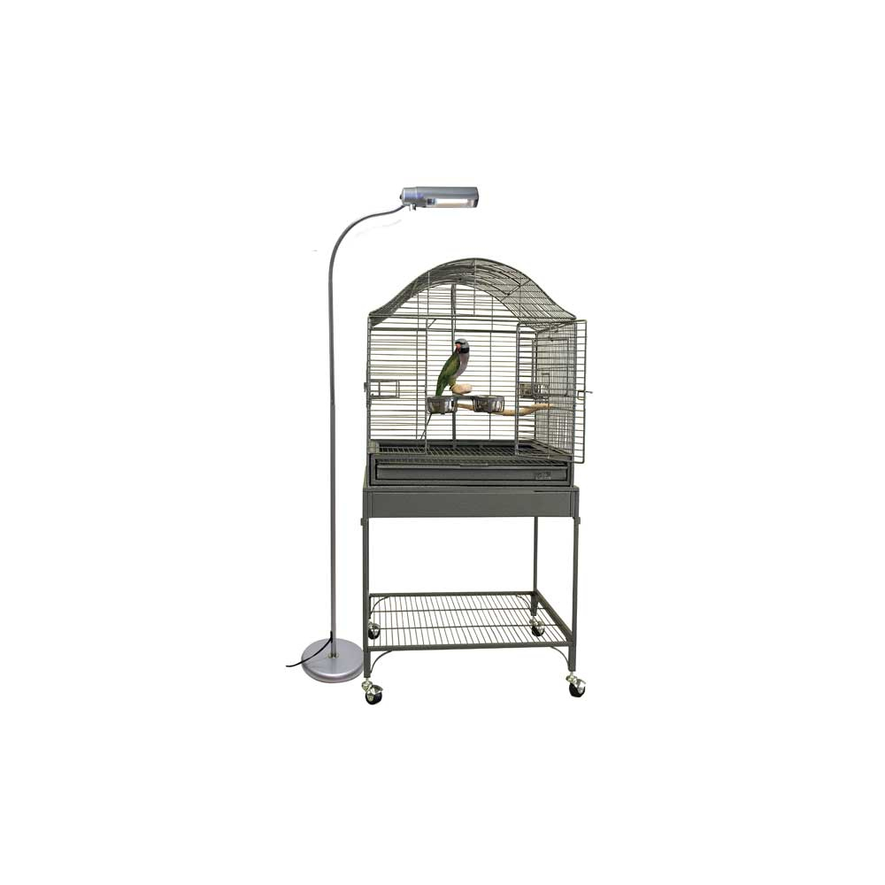 arcadia bird lampe lampe uv arcadia pour oiseaux de cages qualitybird boutique oiseaux. Black Bedroom Furniture Sets. Home Design Ideas