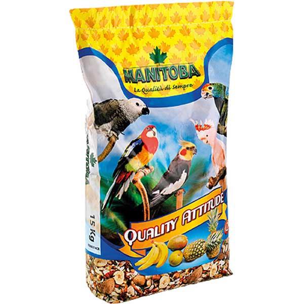 Manitoba mélange de graines perroquet Tropical