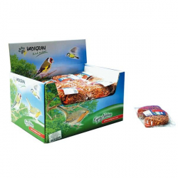 Filet cacahuètes pour oiseaux du ciel