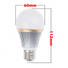 Ampoule Led Dimmable - 15 W dimensions