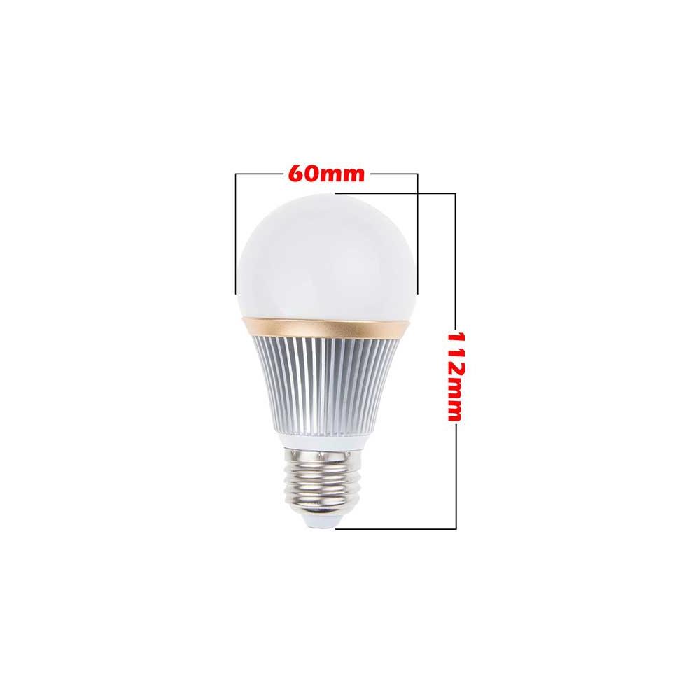 9w15w Dimmable En 21 Led Watts Ampoule E27 Et 8wmNn0