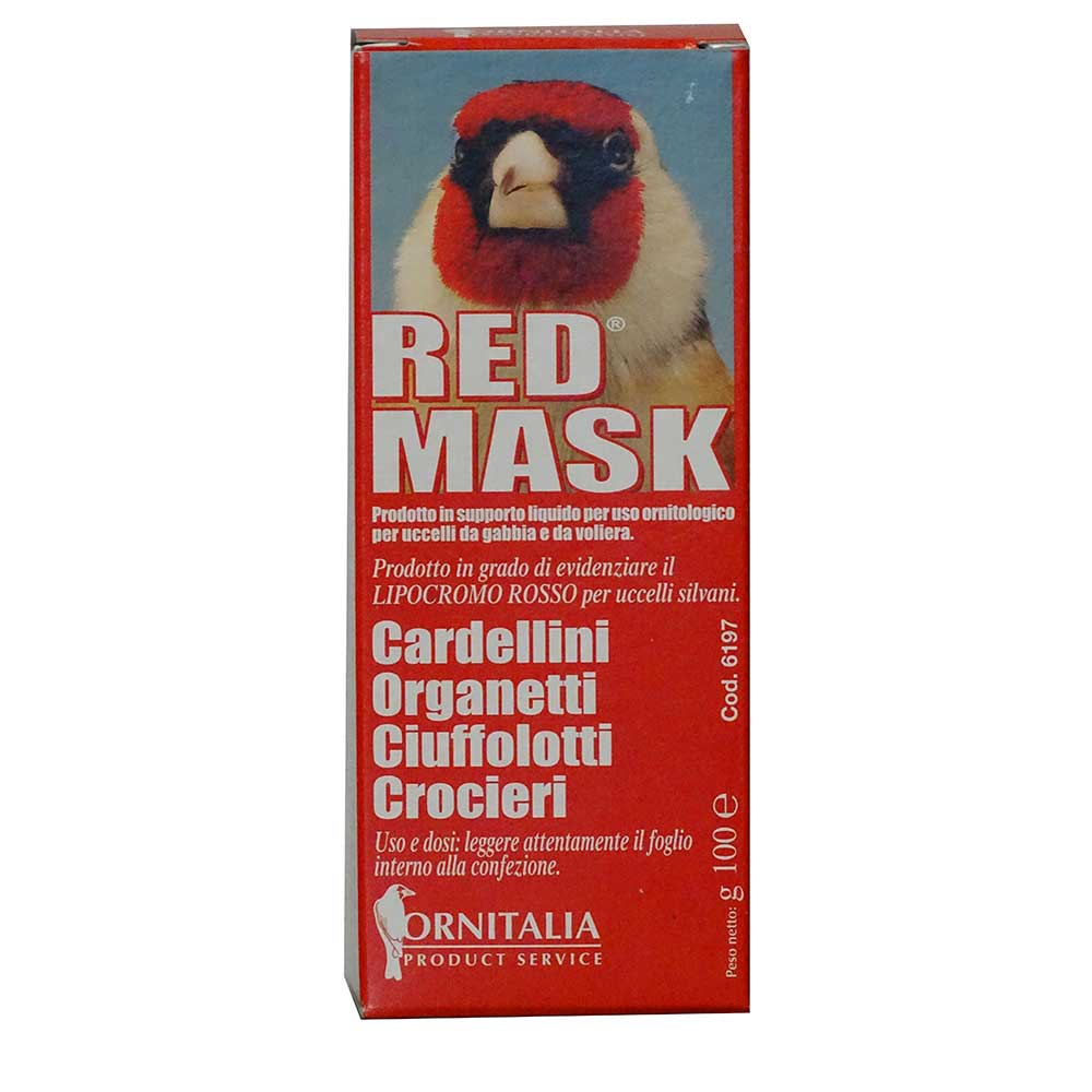 Red Mask