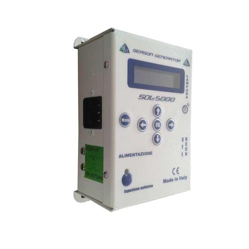 Season Generator Dimmer Pro - Sol 6000