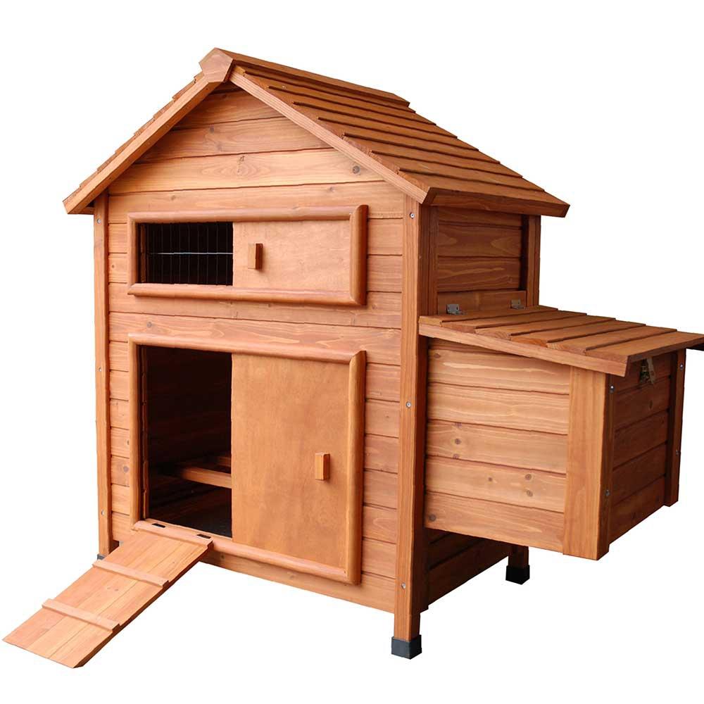 poulailler maison des poules pour 2 3 poules. Black Bedroom Furniture Sets. Home Design Ideas