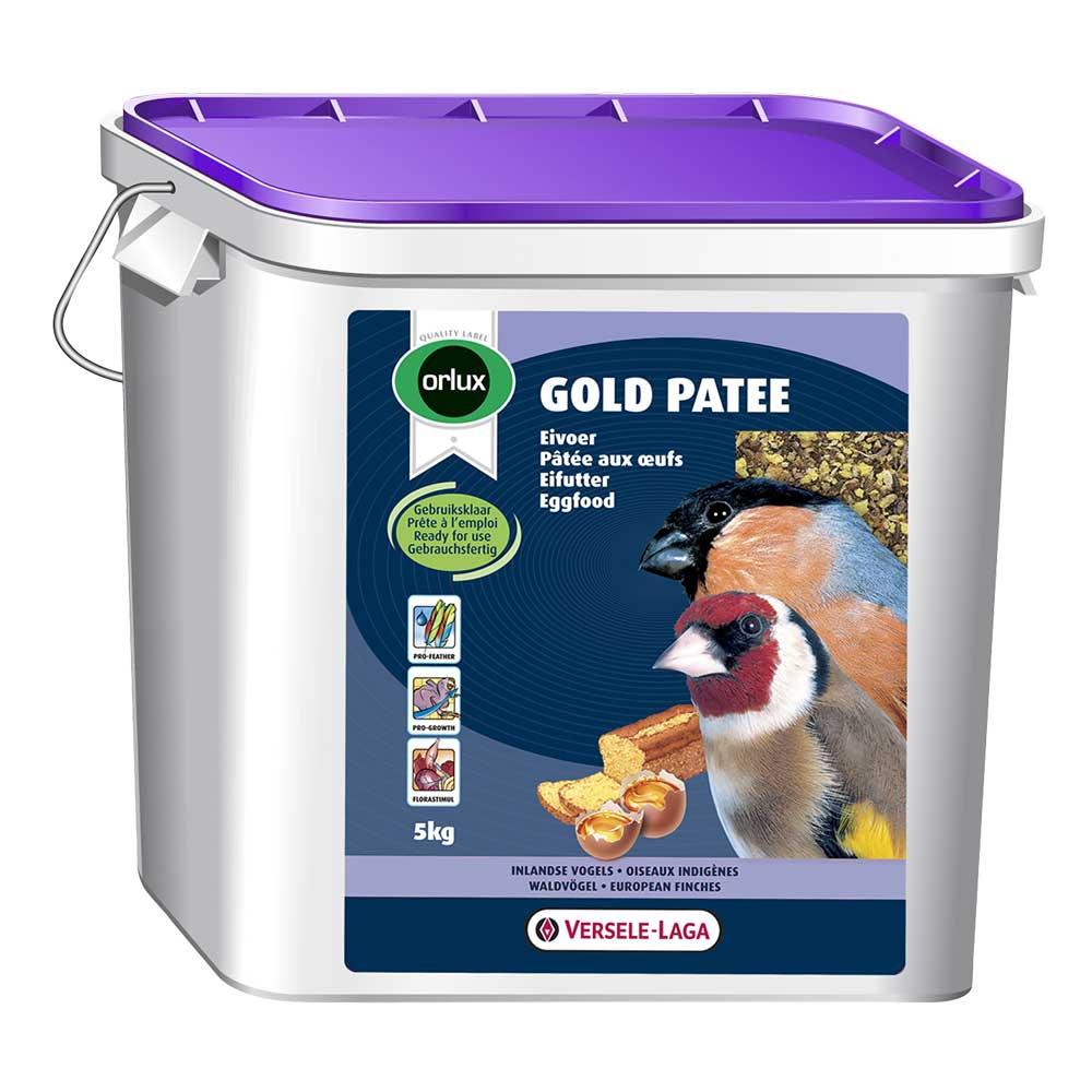 Orlux Gold pâtée oiseaux indigènes - Seau de 5kg