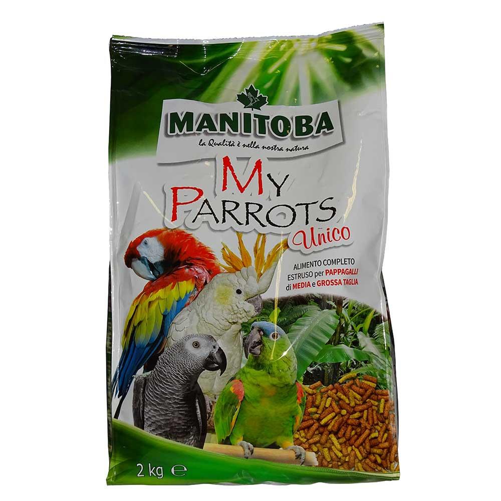 Manitoba My Parrots Unico extrudés