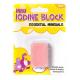 Bloc iodine : iode pour oiseaux