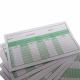Cartes d'élevage en carton par 25