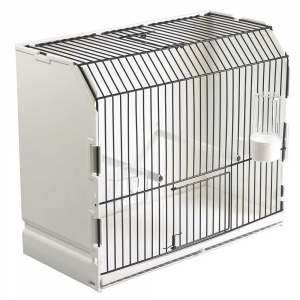 Cage d'exposition 1 porte