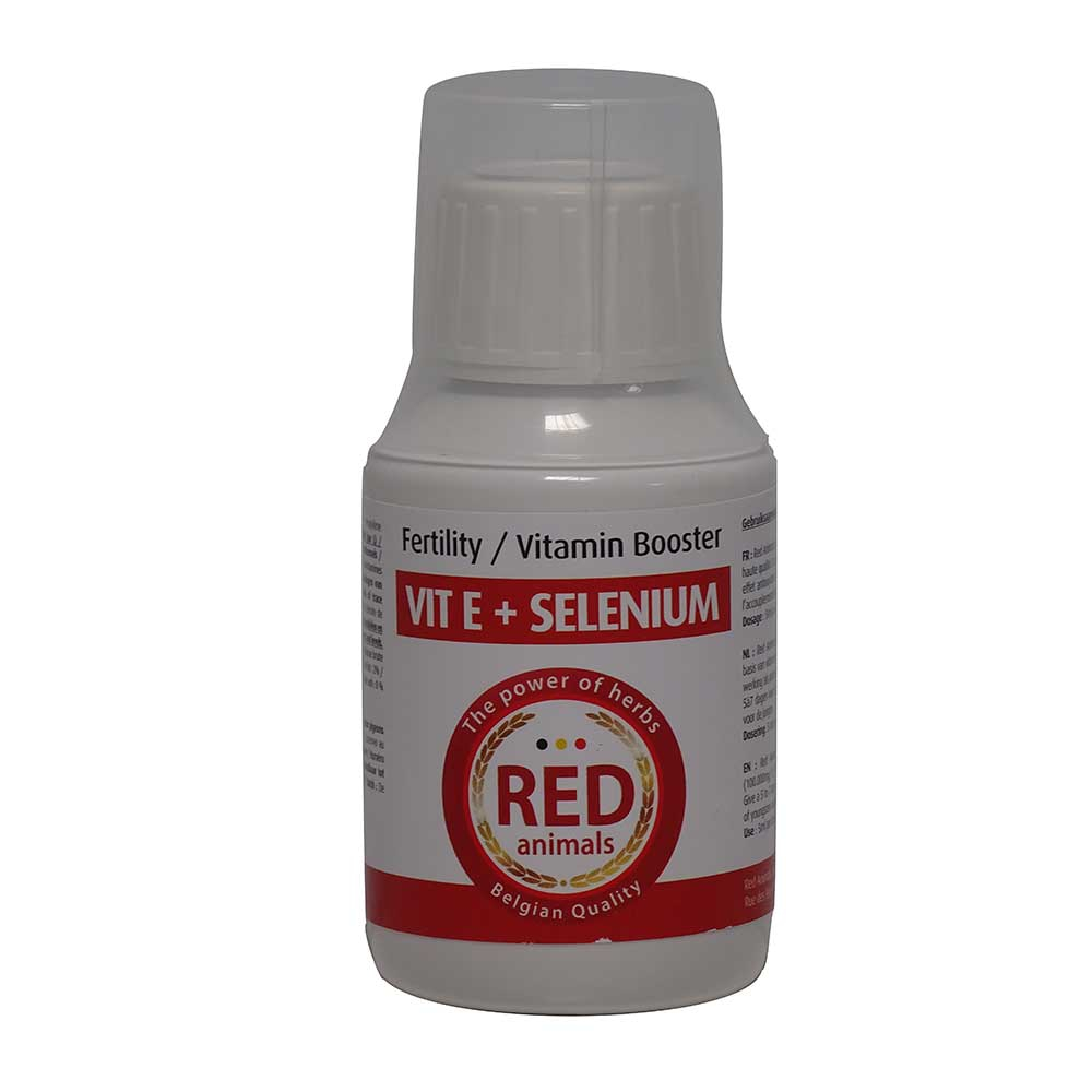 Vitamine E + Selenium liquide