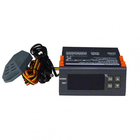 Contrôleur d'humidité et de température numérique