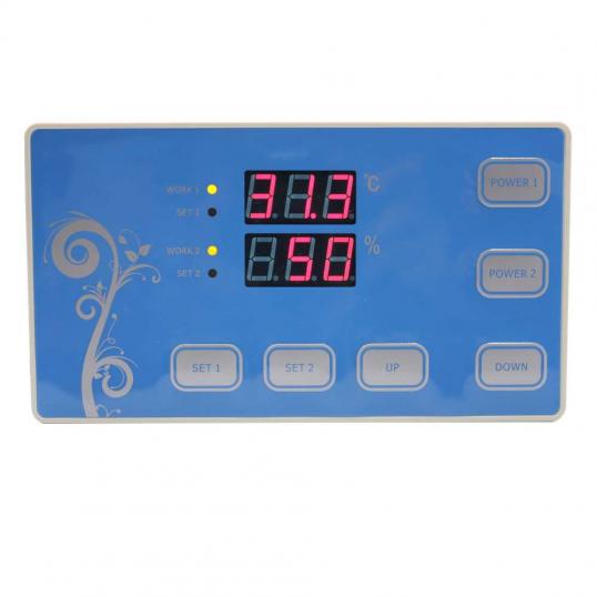 Régulateur de température et humidité