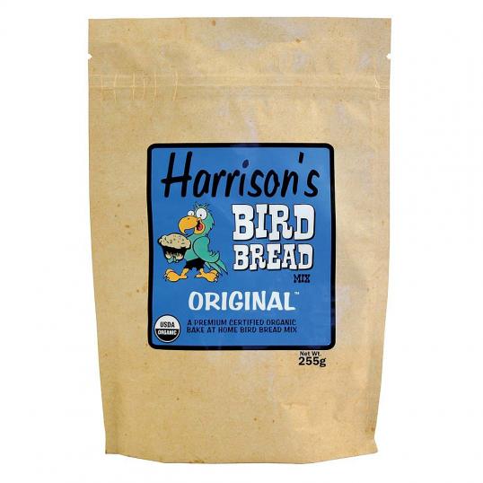 Harrison's Bird Bread