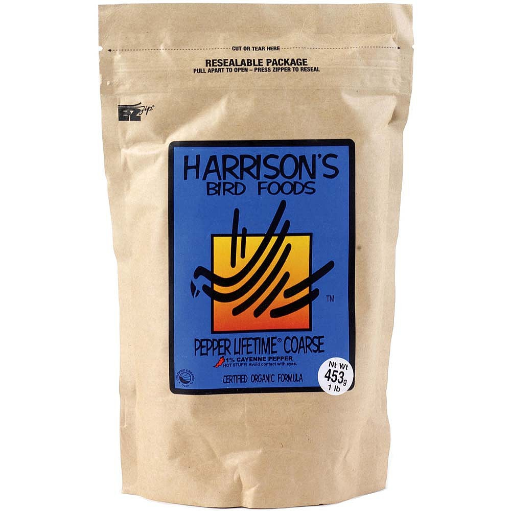 Harrison`s Pepper Lifetime Coarse