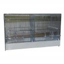 Cage Cova 55 mangeoire extérieure