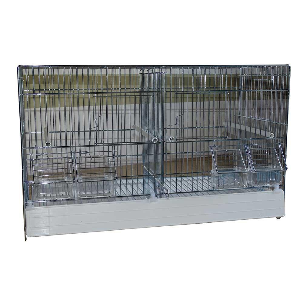 Cage Cova 55 tiroir en plastique mangeoire extérieure