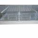 Cage élevage Cova 120 avec mangeoires extérieures