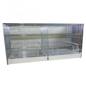 vente de cages d 39 levage canaris et oiseaux exotiques acier galvanis. Black Bedroom Furniture Sets. Home Design Ideas