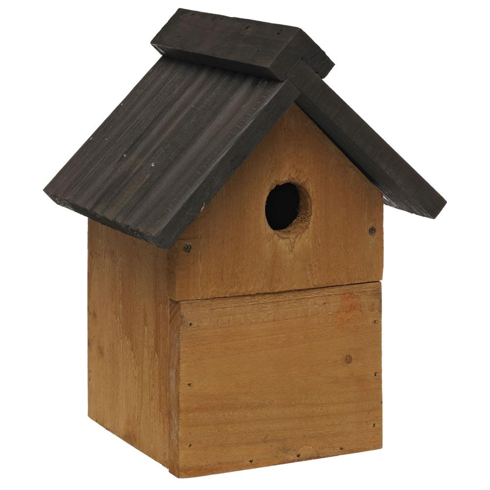 Nichoir Multi fonction - Oiseaux du jardin