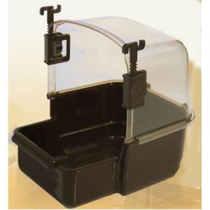baignoire pour grande perruche rio 3 pour le bain des. Black Bedroom Furniture Sets. Home Design Ideas