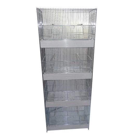 Cova 4 Piani avec tiroir plastique et grille de fond