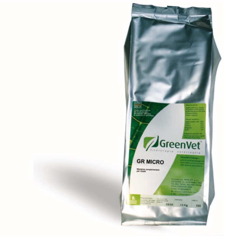 Greenvet GR Micro, contre le point noir