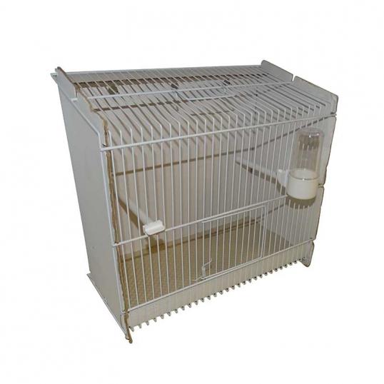 Cage d'exposition en carton