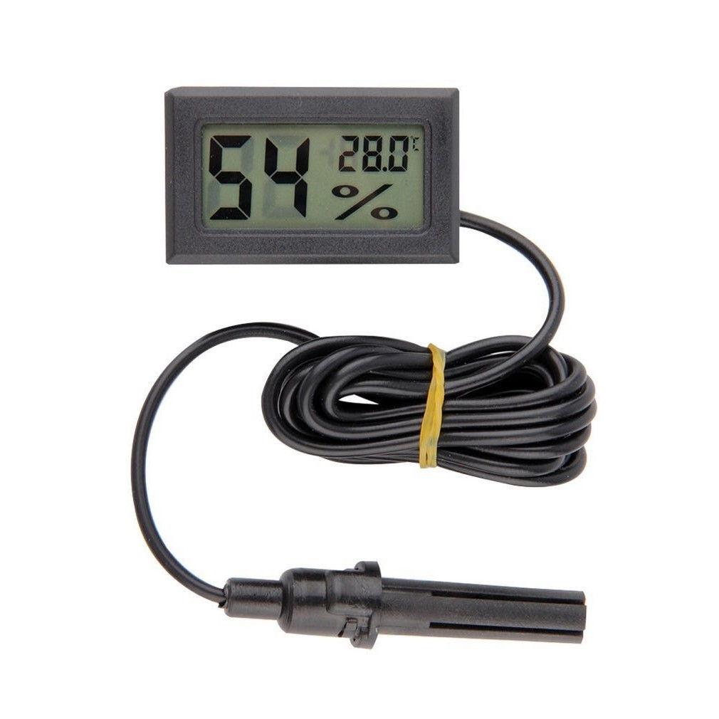 Thermomètre hygromètre digital