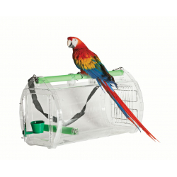 Cage de transport ARA PERCH 'N GO Large XL