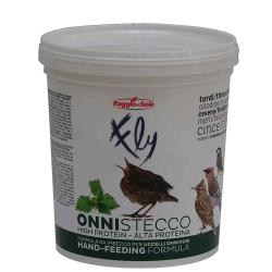 Raggio Di Sole bouillie insectivore et omnivore